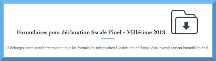 declaration loi pinel 2018