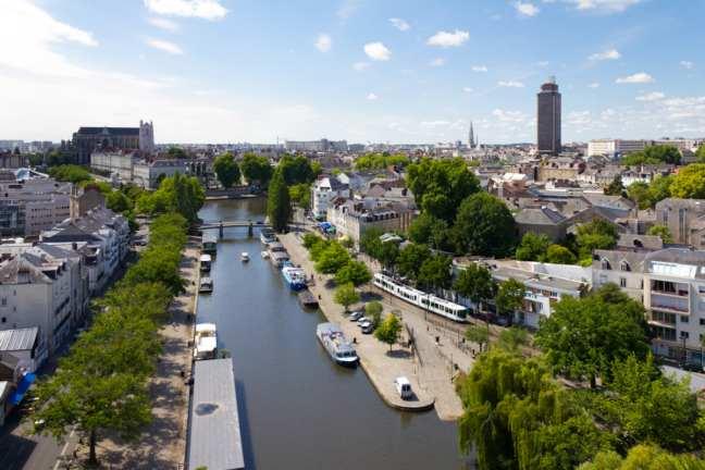 investissement loi Pinel à Nantes