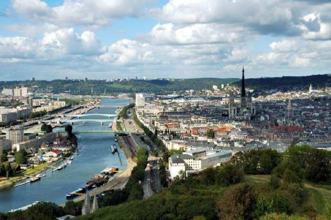 investir en loi Pinel à Rouen