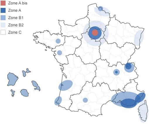 investir en loi Pinel : les villes les plus rentables