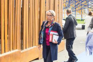 Ministre de la transition énergétique Élisabeth Borne