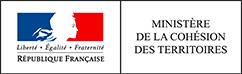 Minstère Cohésion territoire Logo