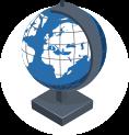 Globe Zone Pinel