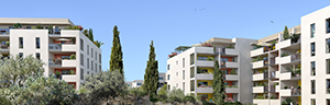 Investissement locatif en loi pinel a Marseille